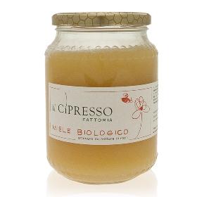 Organic Tilium Honey Il Cipresso